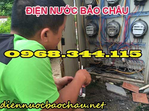 Đơn vị sửa chữa điện nước tại Lê Văn Lương - Đường Láng giá cực rẻ.