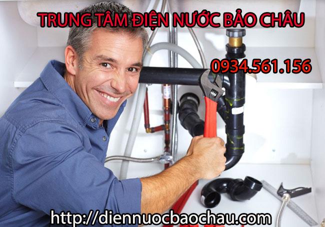 Dịch vụ sửa chữa điện nước tại quận Long Biên 24h